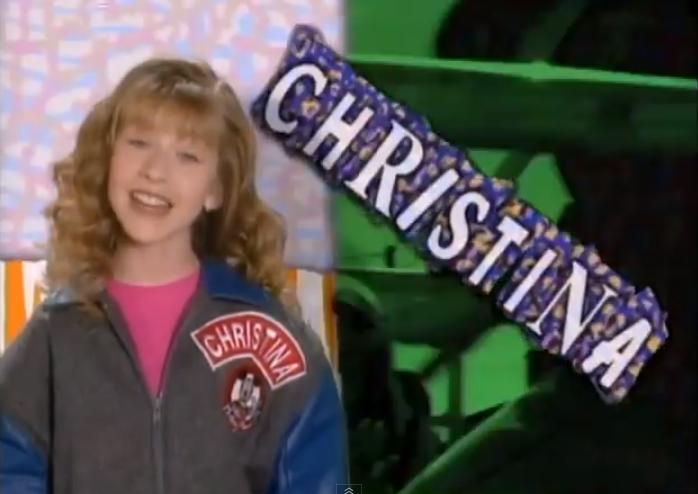 Auch Christina Aguilera wurde als junger Teenager für den Mickey Mouse Club entdeckt...