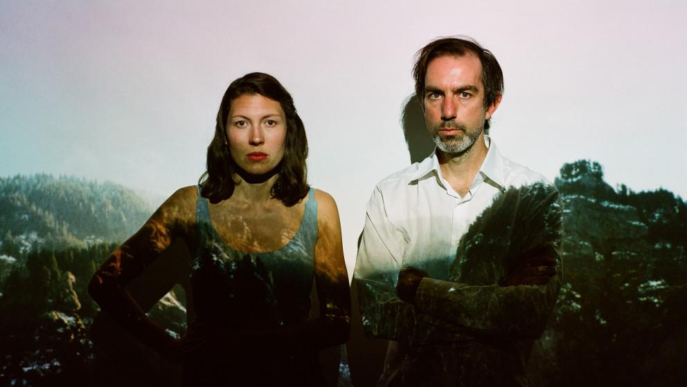 """Alela Diane & Ryan Francesconi veröffentlichen am 16.10. die Platte """"Cold Moon""""."""