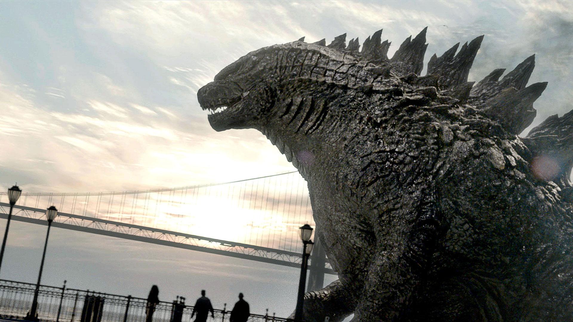 Mit Godzilla ist nicht zu spaßen.