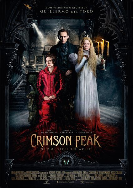 'Crimson Peak' von Guillermo del Toro