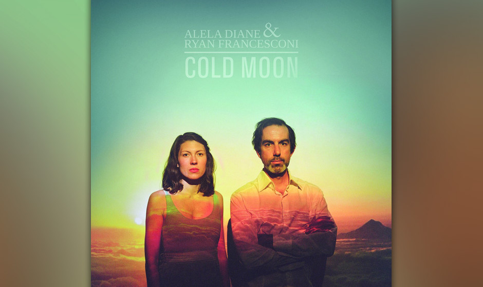 """Alela Diane & Ryan Francesconi haben für """"Cold Moon"""" zum ersten Mal zusammen gearbeitet – und anmutigen Traditions-Folk vertont."""