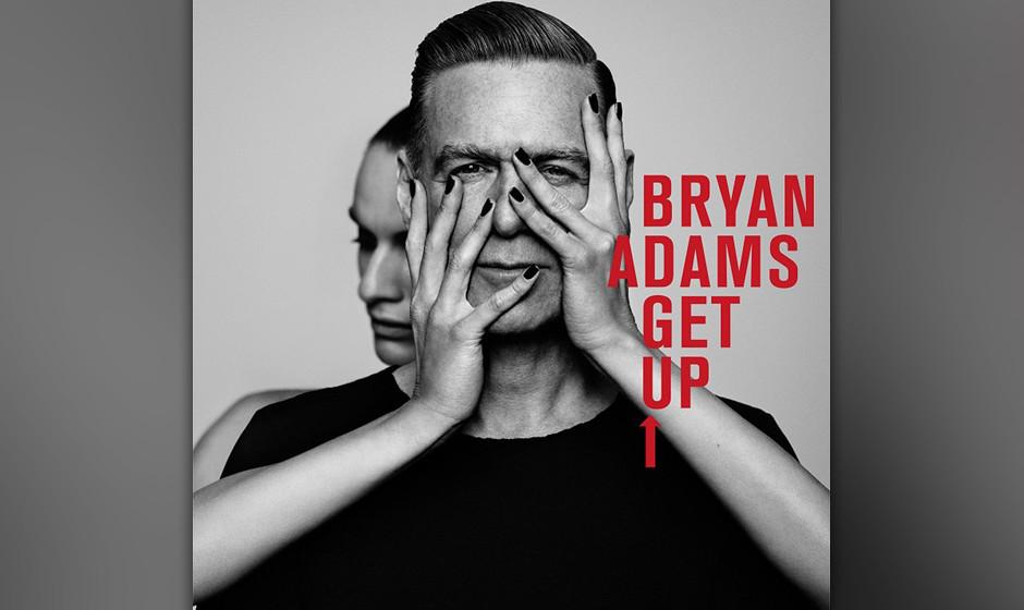 """""""Get Up"""" ist Adams' 13. Platte – und wurde von Jeff Lynne zu einem raffinierten Studiowerk produziert."""
