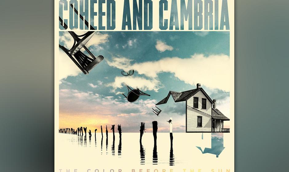 """Das achte Album von Coheed And Cambria """"The Color Before the Sun"""" ist die erste Platte des Songschreibers Claudio Sanchez, die kein übergeordnetes Konzept verfolgt."""