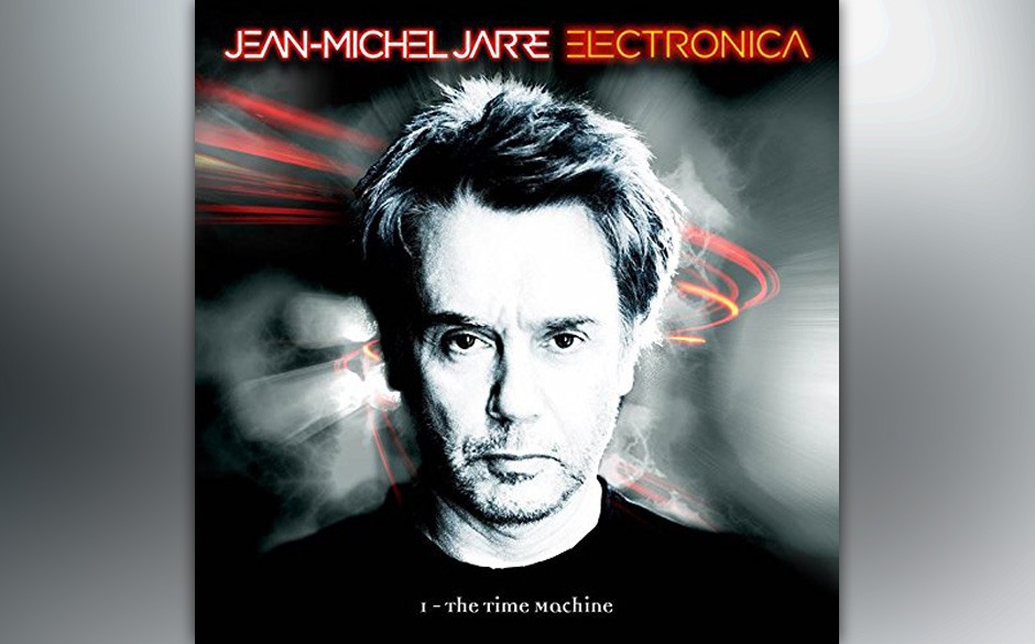 """Jean-Michel Jarre veröffentlicht mit """"Electronica 1: The Time Machine"""" sein Interpretation des Genres – mit Tops und Flops, insgesamt aber einer guten Mischung von französischem Elektrizismus."""