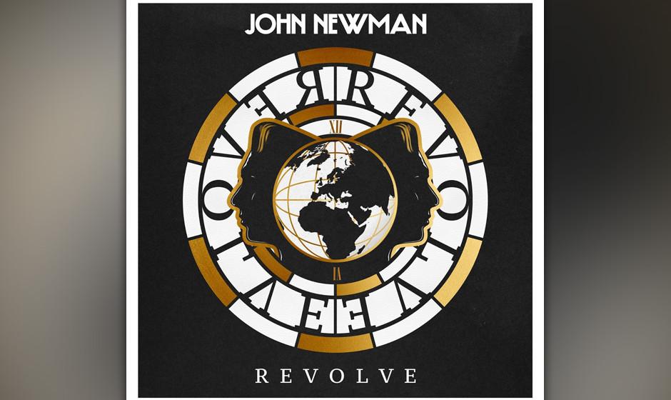 """Großbritannien wusste schon immer, wie man Popmusik groß macht: John Newman beweist das erneut mit """"Revolve"""", das Pop in Reinkultur bietet. Mit leichtem Gewicht aber nicht ohne Gesicht."""