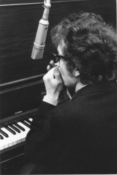 Bob Dylan im Studio (1965)