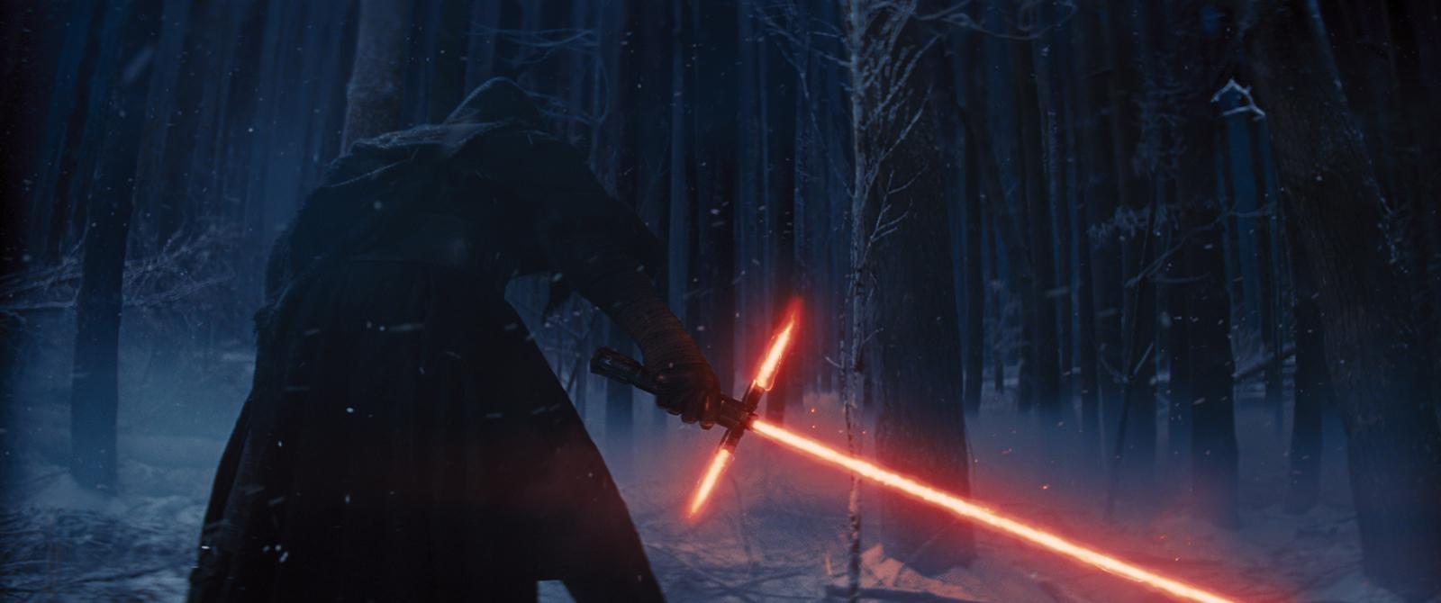 """""""Star Wars: Episode VII - Das Erwachen der Macht""""  läuft ab dem 17. Dezember 2015 im Kino an."""