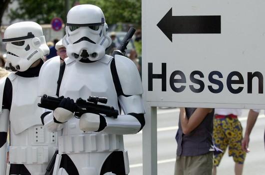 """Hier geht es zu den wahren """"Star Wars""""-Fans"""
