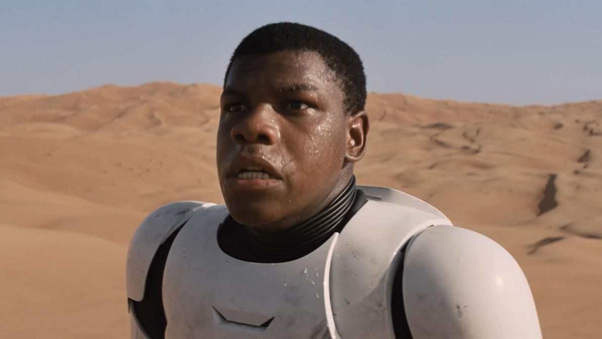 Hat jetzt einen Nachnamen: Der von John Boyega gespielte Hauptcharakter Finn.