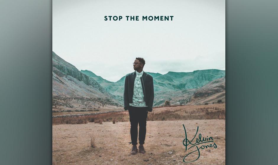 """Kelvin Jones schafft es mit """"Stop The Moment"""" sich John Mayer, Buddy Guy und B. B. King als Vorbilder zu nehmen – und dabei authentisch und respektabel mit dem Werk dieser Größen umzugehen."""