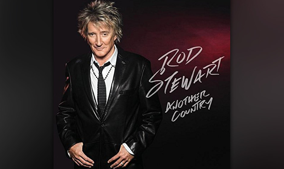 """Rod Stewart veröffentlicht mit """"Another Country"""" respektable Songs, die Rock, R&B und Soulpop im leicht überproduzierten Ambiente bieten."""