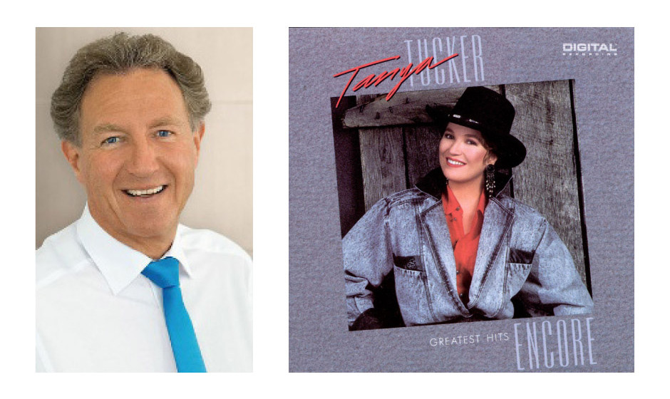 "Norbert Barthle (63) (CDU) Tanya Tucker – ""Greatest Hits Encore"""