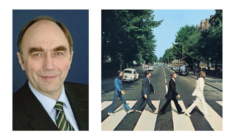 """Dr. Christoph Bergner (66) (CDU) The Beatles – """"Abbey Road"""" """"'Abbey Road' war meine erste 'Westplatte'. Als Jugendliche haben wir 'Octopus's Garden"""" in unserer jungen Gemeinde in Saalfeld als Stück über Freiheitsträume 1970 übersetzt und diskutiert. Später erzählte mir der Pastor, dass die """"Abteilung Inneres"""" ihn wegen uns einbestellt und kritisiert hätte""""."""