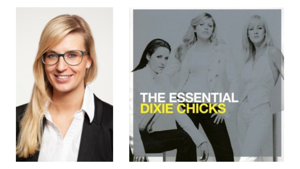 "Katrin Albsteiger (31) (CSU) Dixie Chicks – ""The Essential"""