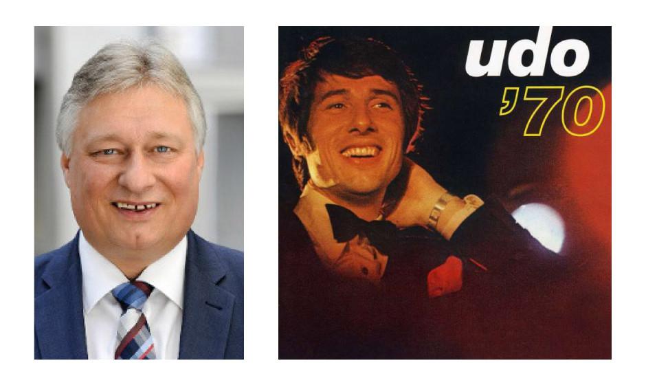 "Martin Burkert (51) (SPD) Udo Jürgens – ""Udo '70"""