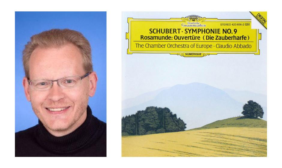 """Thomas Dörflinger (50) (CDU) Franz Schubert – """"Sinfonie Nr. 9"""""""