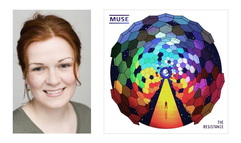 """Katja Dörner (39) (Bündnis90/Die Grünen) Muse – """"The Resistance"""""""