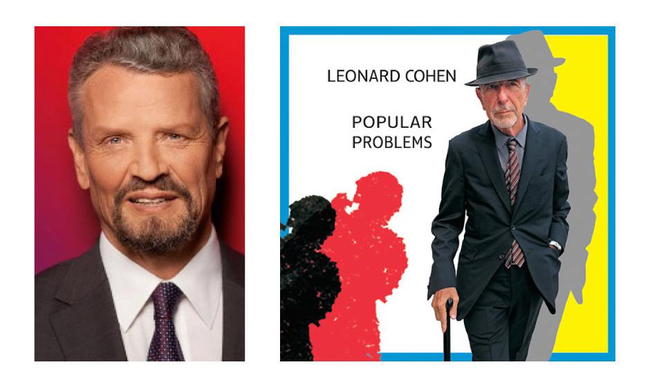 """Dr. h.c. Gernot Erler (71) (SPD) Leonard Cohen – """"Popular Problems"""""""