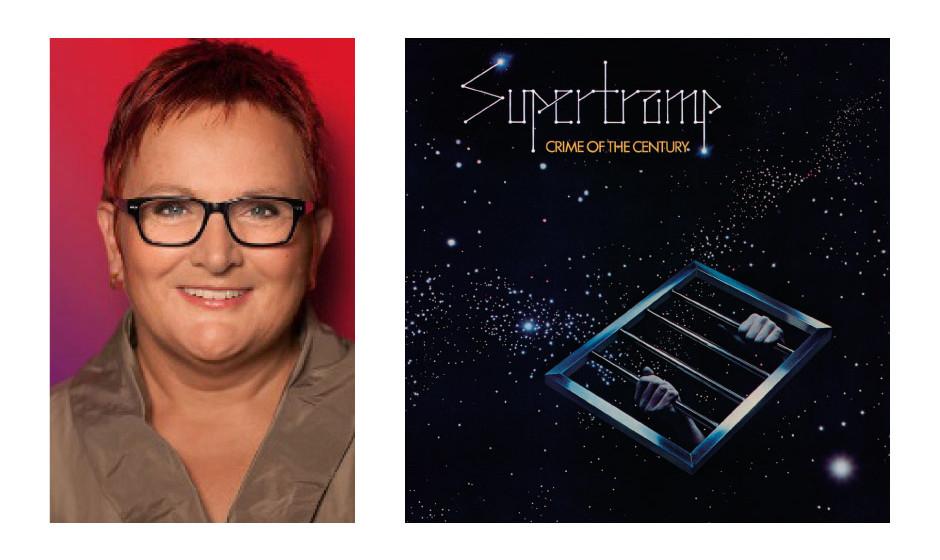 """Elke Ferner (57) (SPD) Supertramp – """"Crime Of The Century"""""""