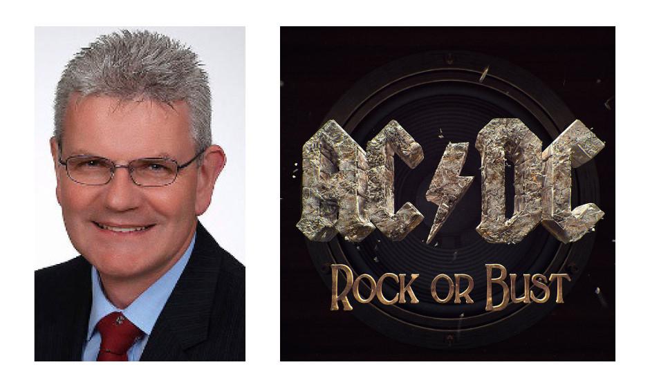 """Artur Auernhammer (52) (CSU) AC/DC – """"Rock Or Bust"""""""