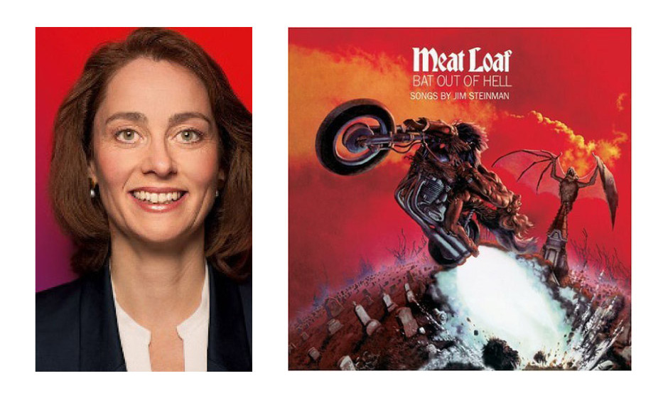 "Dr. Katarina Barley (46) (SPD) Meat Loaf – ""Bat Out Of Hell"""