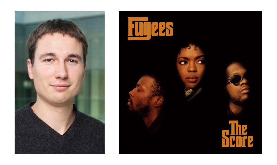 "Stephan Kühn (36) (Bündnis90/Die Grünen) Fugees – ""The Score"""