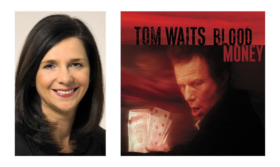 "Katrin Göring-Eckardt (49) (Bündnis90/Die Grünen) Tom Waits – ""Blood Money"""