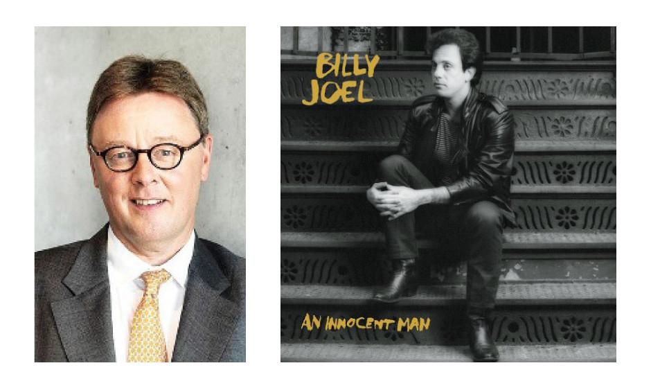 """Michael Grosse-Brömer (55) (CDU) Billy Joel – """"An Innocent Man"""""""