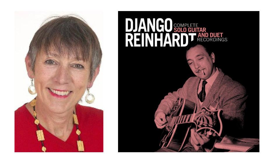 """Annette Groth (61) (DIE LINKE) """"Ich höre gerne Bach, Beethoven und Django Reinhardt."""""""