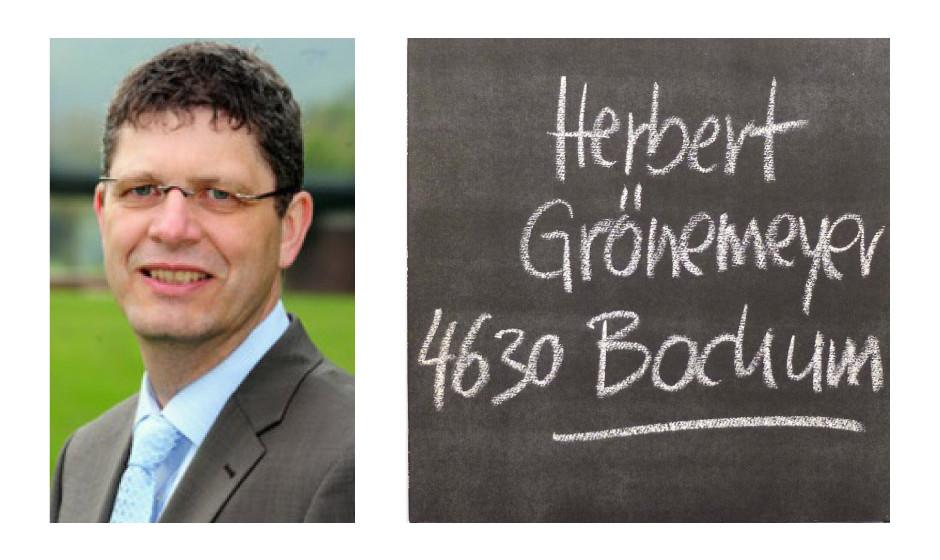 "Christian Haase (49) (CDU) Herbert Grönemeyer – ""4630 Bochum"""
