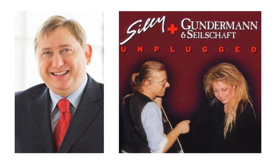 """Dr. André Hahn (52) (DIE LINKE) Silly und Gundermann und Seilschaft – """"Unplugged"""""""