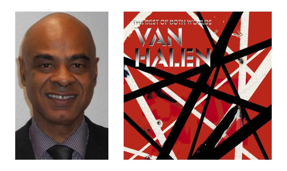 """Charles M. Huber (58) (CDU) Van Halen – """"Best Of Both Worlds"""""""
