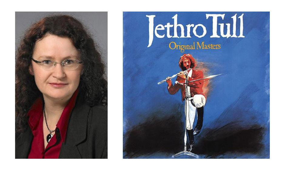 "Sigrid Hupach (47) (DIE LINKE) Jethro Tull – ""Original Masters"""