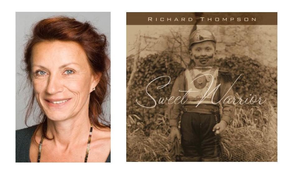 "Ulla Jelpke (64) (DIE LINKE) Richard Thompson – ""Sweet Warrior"""