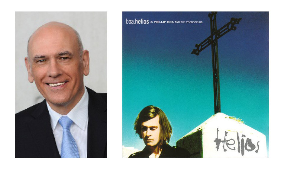 "Thomas Jurk (53) (SPD) Phillip Boa And The Voodooclub – ""Helios"""