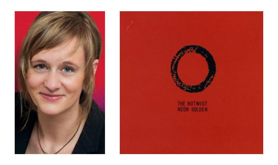 """Christina Kampmann (35) (SPD) The Notwist – """"Neon Golden"""""""