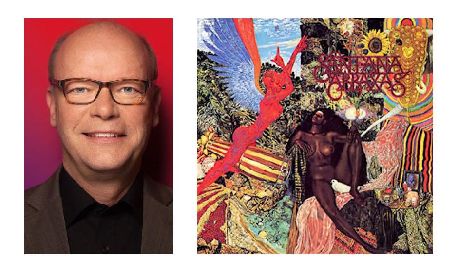 """Ralf Kapschack (60) (SPD) Santana – """"Abraxas"""""""