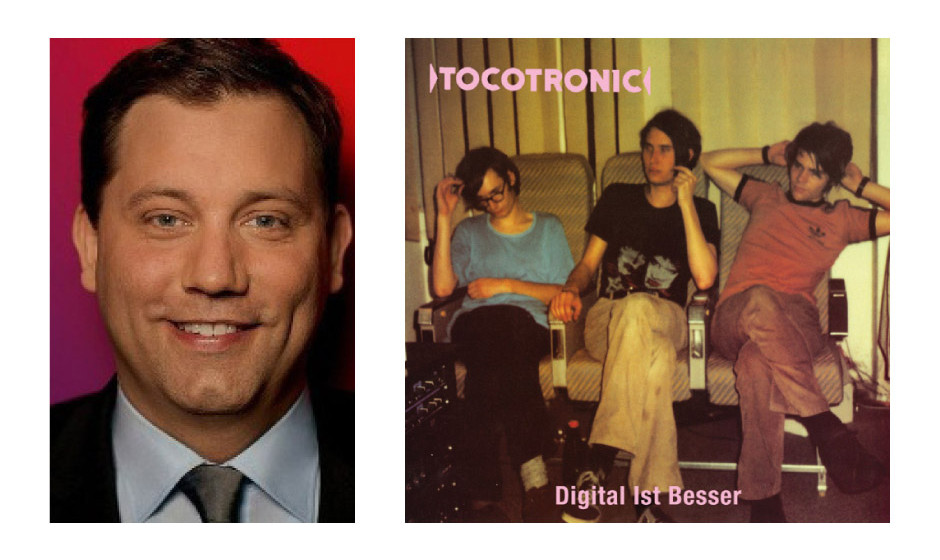 "Lars Klingbeil (37) (SPD) Tocotronic – ""Digital ist besser"""