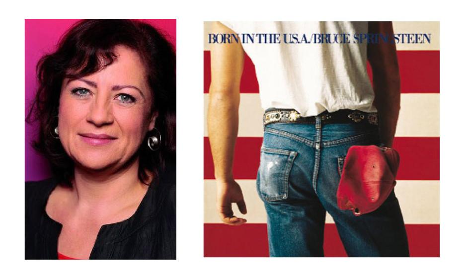 """Dr. Bärbel Kofler (48) (SPD) Bruce Springsteen – """"Born In The USA"""""""