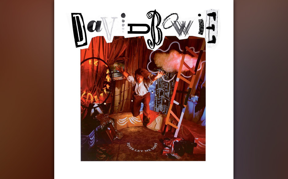 62. 'Shining Star (Makin' My Love)'.   In den von Bowie-Fans ungeliebten Achtzigern konnte es halt auch passieren, dass jeman