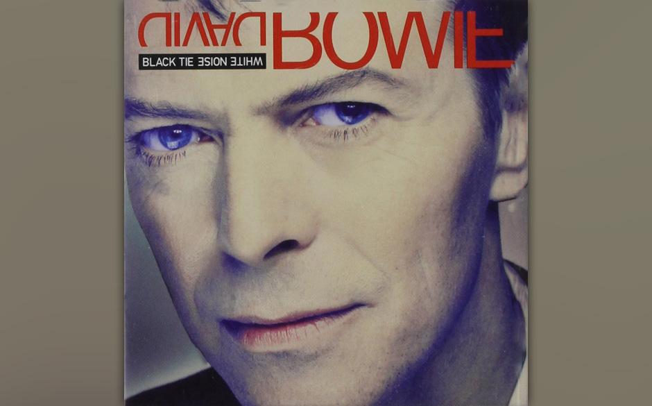 80. 'Nite Flights'.  Mit dem Look des gelackten Geschäftsmannes und der Pop-Politur von Nile Rodgers verlieh Bowie dem düst