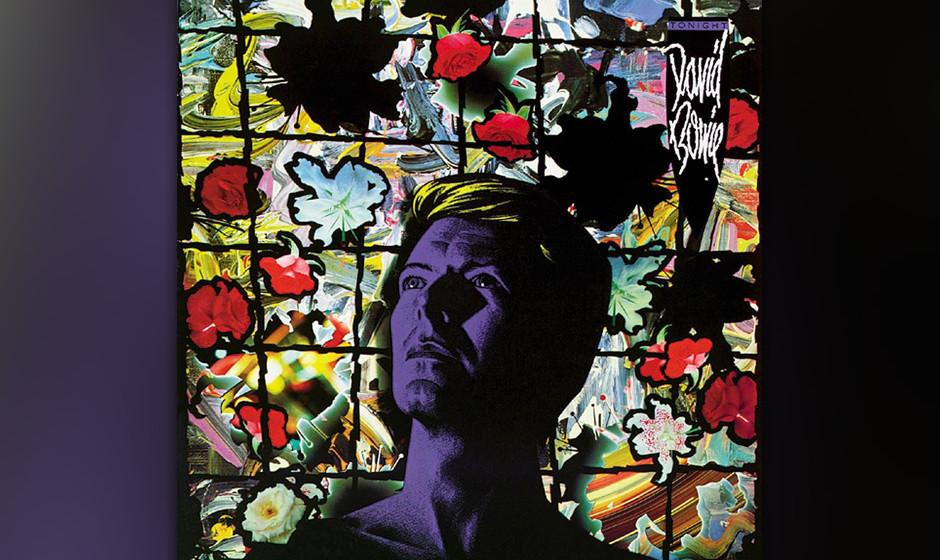 """65. 'Don't Look Down'.  Das Original erschien 1979 auf Iggy Pops Platte """"New Values"""" und ist eine Co-Komposition mit Stoo"""