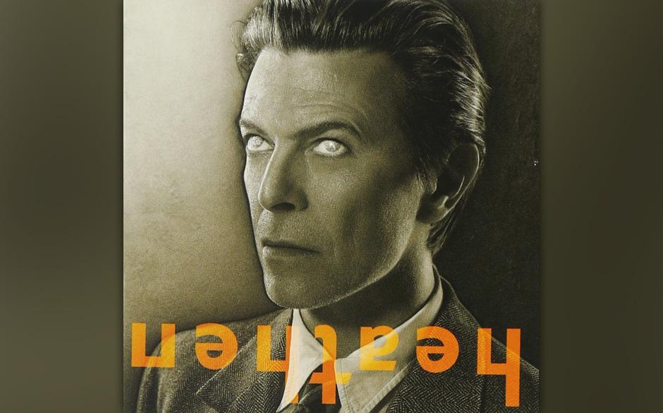 """92. 'Slip Away'.  Bowies Tribut an die exzentrische Puppenshow des Komikers Floyd Vivino  alias """"Uncle Floyd"""" (die ihm Jo"""