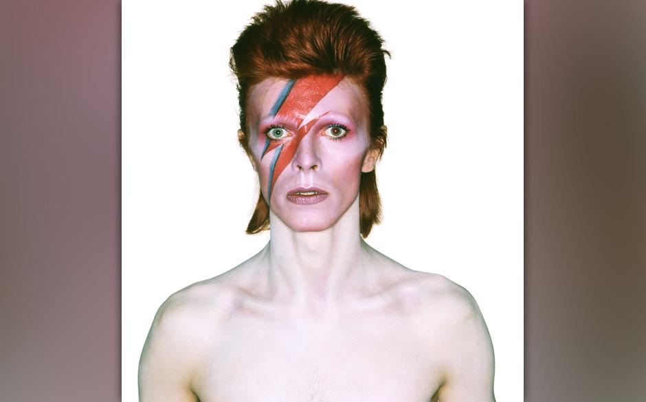 101. 'Zion' aka 'Lad In Vain'.  Bowie gehört zu den Musikern, die sicherstellen, dass ihr bestes Material auf den Alben ersc