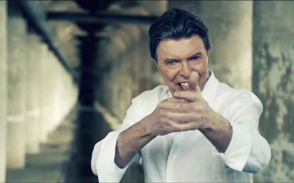 87. 'Valentine's Day'.  'The Next Day' ist Bowies Musterbeispiel für ein Album, das düstere Botschaften –Krieg, Entwurz