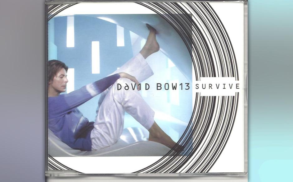 97. 'Survive'.  Mit dem ''hours' …'-Album zeigte sich Bowie reetrospektiv wenig zufrieden –schon bei der 'Heathen'-Tour