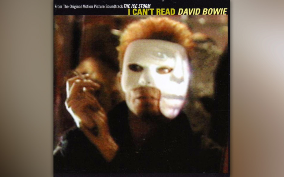 84. 'I Can't Read'.  Der Song vom Tin-Machine-Debüt entfaltet seine Magie erst richtig in der vom Trockenrock bereinigten Ve