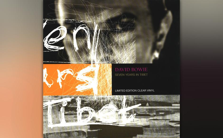 """90. 'Seven Years In Tibet'.  Das vom gleichnamigen Buch des österreichischen Abenteurers Henrich Harrer  inspirierte """"Seve"""