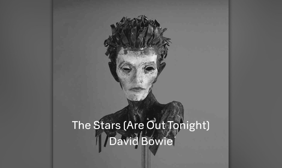 58. 'The Stars (Are Out Tonight)'.   Bowies zweite Comeback-Single nach 'Where Are We Now?' widmet sich dem Star-Dasein als e