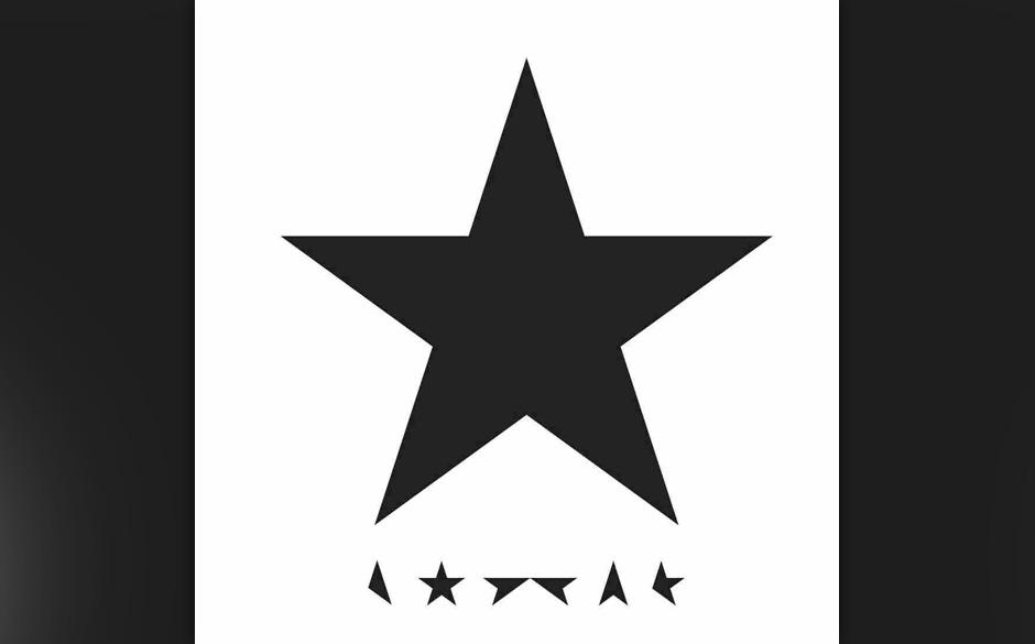 """01. David Bowie –'Blackstar'. er erste Eindruck von """"Blackstar"""" war der eines faszinierenden, ambitionierten, aber au"""
